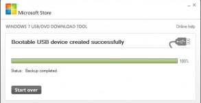 procedure tutoriel installation Windows 8 sur cle USB