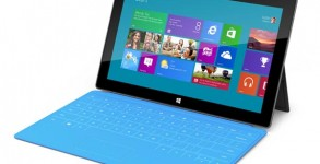 tablet tactile Windows 8 RT