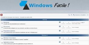 WindowsFacile Forum