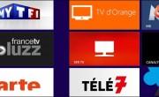Regarder télévision et replay TV sur Windows 8 / RT