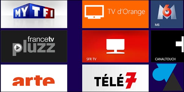 direct replay TV applications