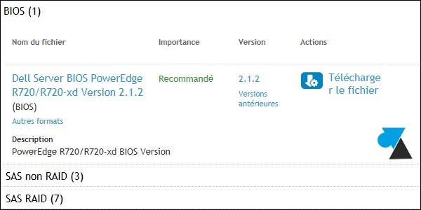 Dell Bios FIrmware update