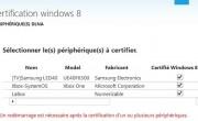 Windows 8 / 8.1 : DLNA et  applications Windows Store