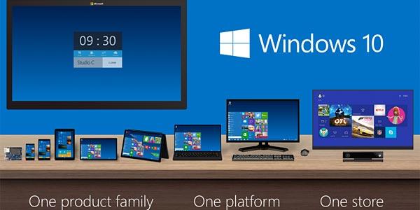 Pourquoi Windows 10 et pas Windows 9 ?