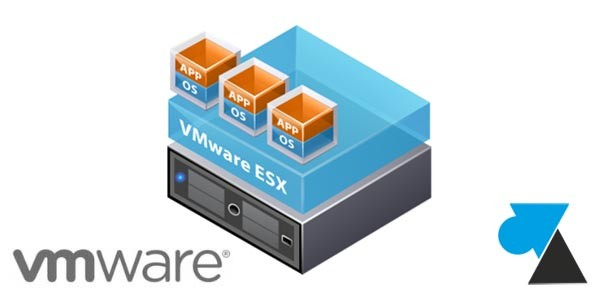 Windows Server 2016 et VMware vSphere ESXi 5.5