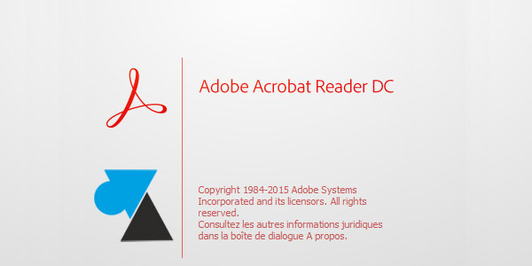 tutoriel telecharger installer Adobe Reader PDF Acrobat gratuit