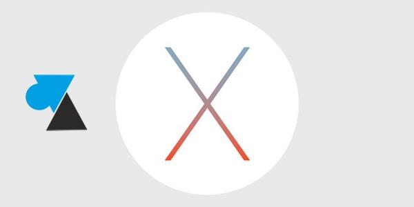 Mac OS X : remettre l'icône Time Machine dans la barre de menu
