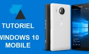 Windows 10 Mobile : application Shazam intégrée