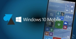 Nokia Microsoft Lumia Windows 10 Mobile W8F