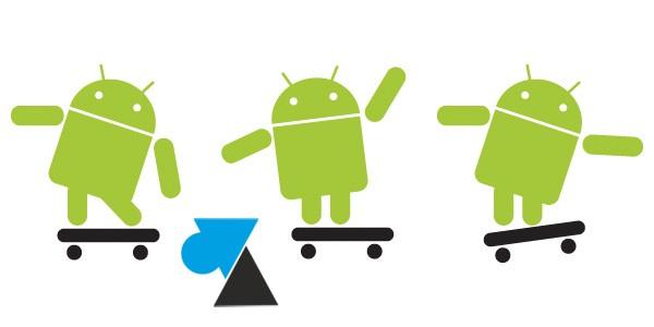 Remettre à zéro une tablette Android