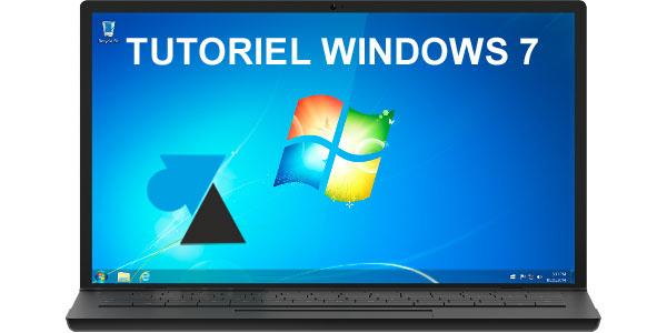 WF tutoriel W7 Windows 7