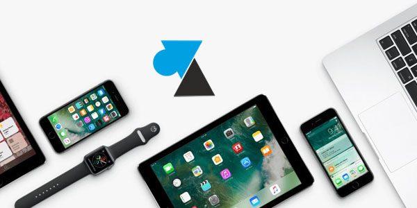 iPhone : voir la consommation du partage de connexion