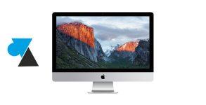 WF Apple iMac tutoriel