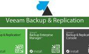 Veeam Backup : ouvrir les ports TCP du pare-feu