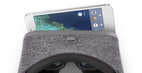 google daydream vr réalité virtuelle