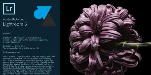 Adobe Lightroom : modifier la langue du logiciel