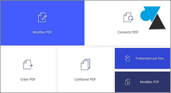 Modifier et convertir des fichiers PDF avec PDFelement
