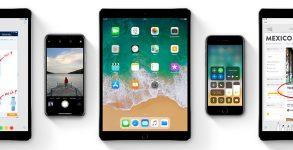 WF iOS 11 iPhone iPad iPod Touch