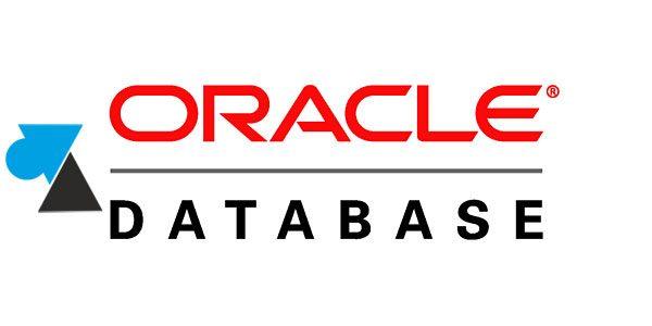Oracle : créer un utilisateur sysdba
