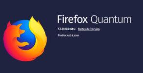 tutoriel Mozilla Firefox Quantum