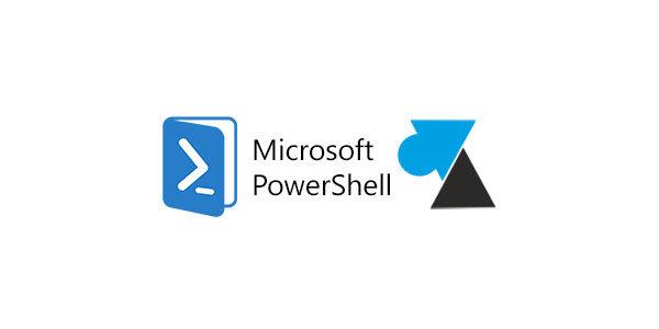 Windows Server : voir la version installée de PowerShell