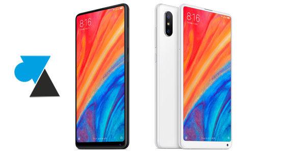 Test : smartphone Xiaomi Mi Mix 2S
