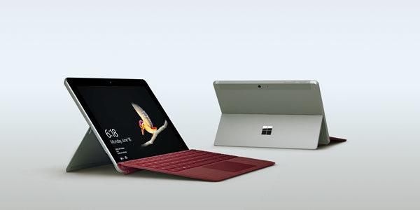 Présentation Ultrabook hybride Microsoft Surface Go