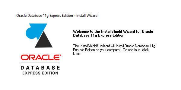 Télécharger et installer serveur Oracle Database Express gratuit