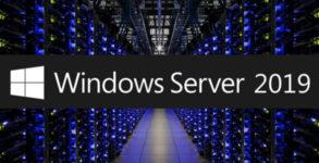WF Windows Server 2019 logo WS19