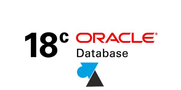 WF Oracle Database 18c