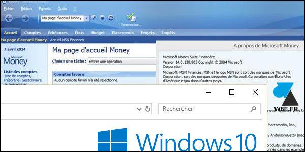 Télécharger Microsoft Money pour Windows 10 (gratuit)