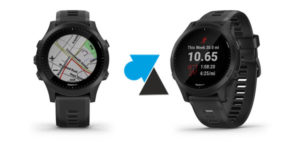 photo montre Garmin Forerunner 945 FR945