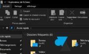 Passer tout Windows 10 en thème sombre