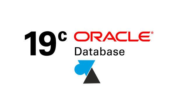 Télécharger Oracle Database 19c