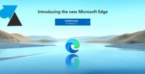 tutoriel Microsoft Edge Windows 10
