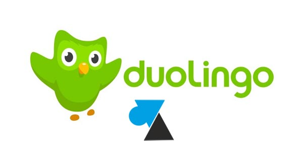 Supprimer un compte Duolingo