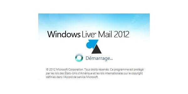 Windows Live Mail et Windows 10 : «Le message n'a pas pu être affiché»