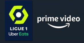 Amazon prime video Ligue 1 football