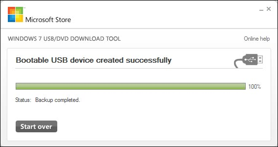 Créer une clé USB d'installation pour Windows 8 / 8.1