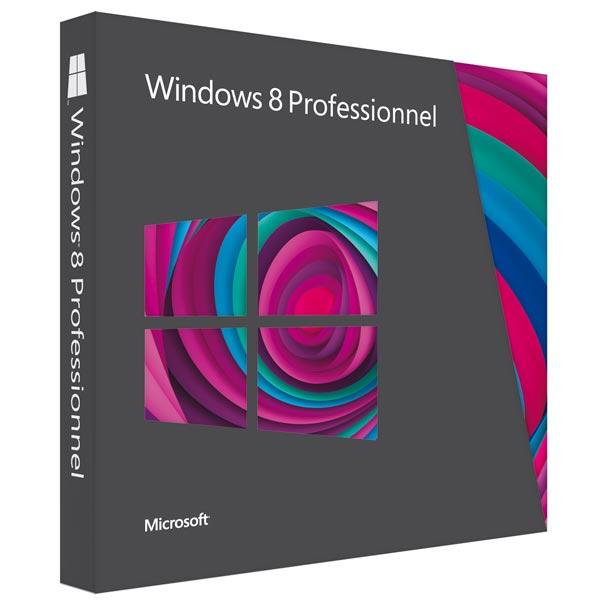Windows 8 : les tarifs