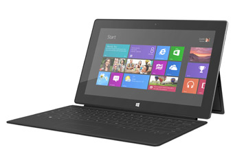 Surface: Windows RT – Q/R