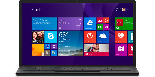 W8F photo laptop Windows 8