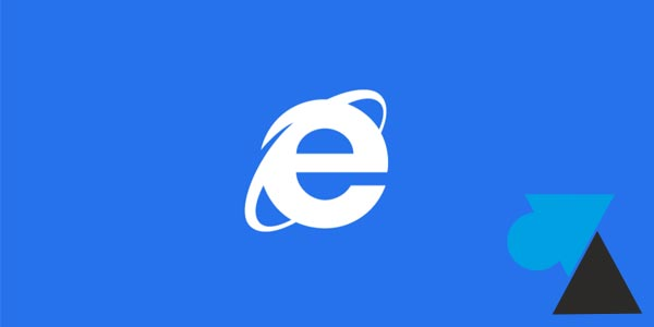 Internet Explorer 11 pour Windows 7, 8 et 8.1