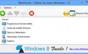 Windows 8 : personnaliser le mini menu démarrer (Windows + X)