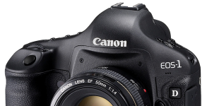 reflex Canon EOS-1D Mark IV photo RAW