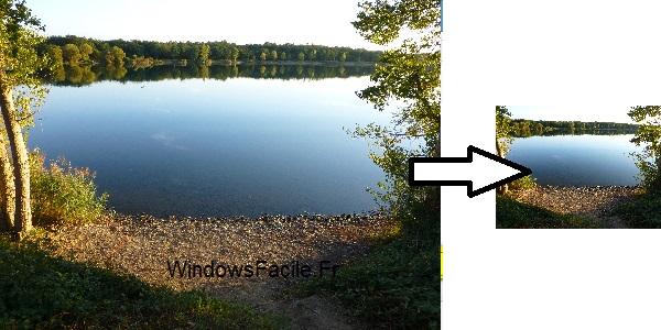 Windows 8 : redimensionner une image