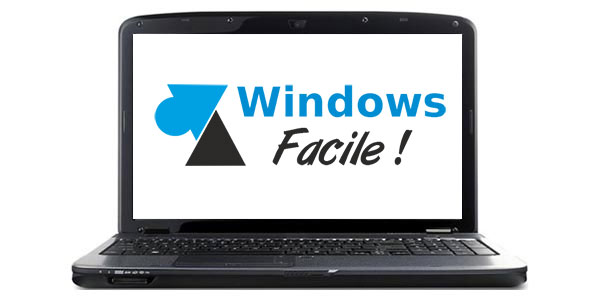 Activer le clavier virtuel de Windows