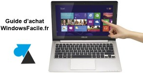 W8F guide achat ordinateur WindowsFacile