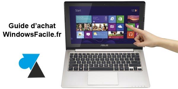 Comment choisir un ordinateur portable Windows 8