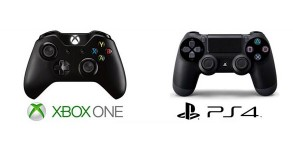 comparatif console Microsoft Xbox One vs Sony PlayStation 4 PS4